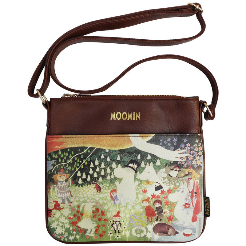 Moomin Dangerous Journey Cross Body Bag - .