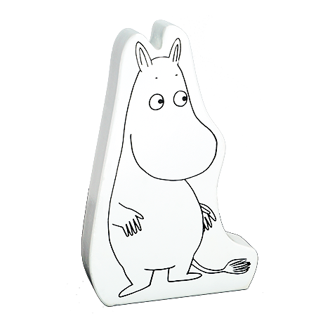 Wooden Figurine Large Moomintroll