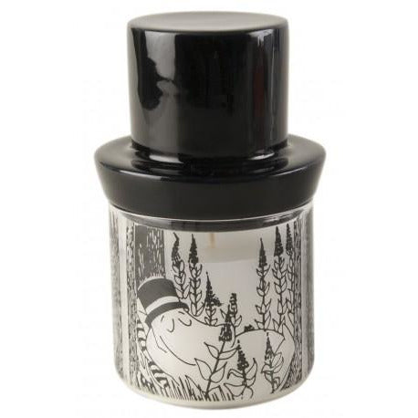 Candle with extinguisher Moominpappa - .
