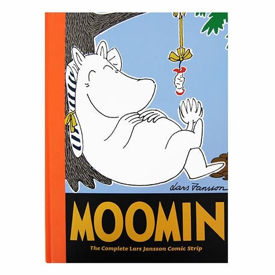 Moomin: The Complete Lars Jansson Comic Strip, Vol. 8
