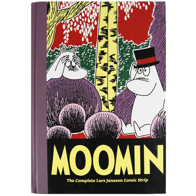 Moomin: The Complete Lars Jansson Comic Strip, Vol. 9 - .