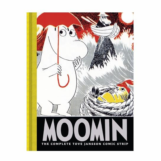 Moomin: The Complete Tove Jansson Comic Strip, Vol. 4
