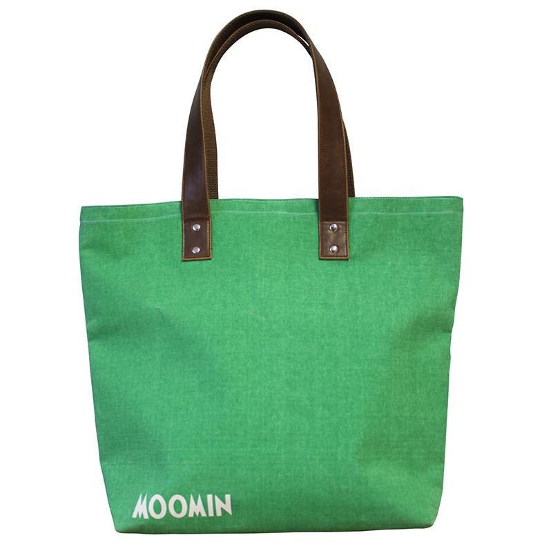 Shopping Bag Floral Green