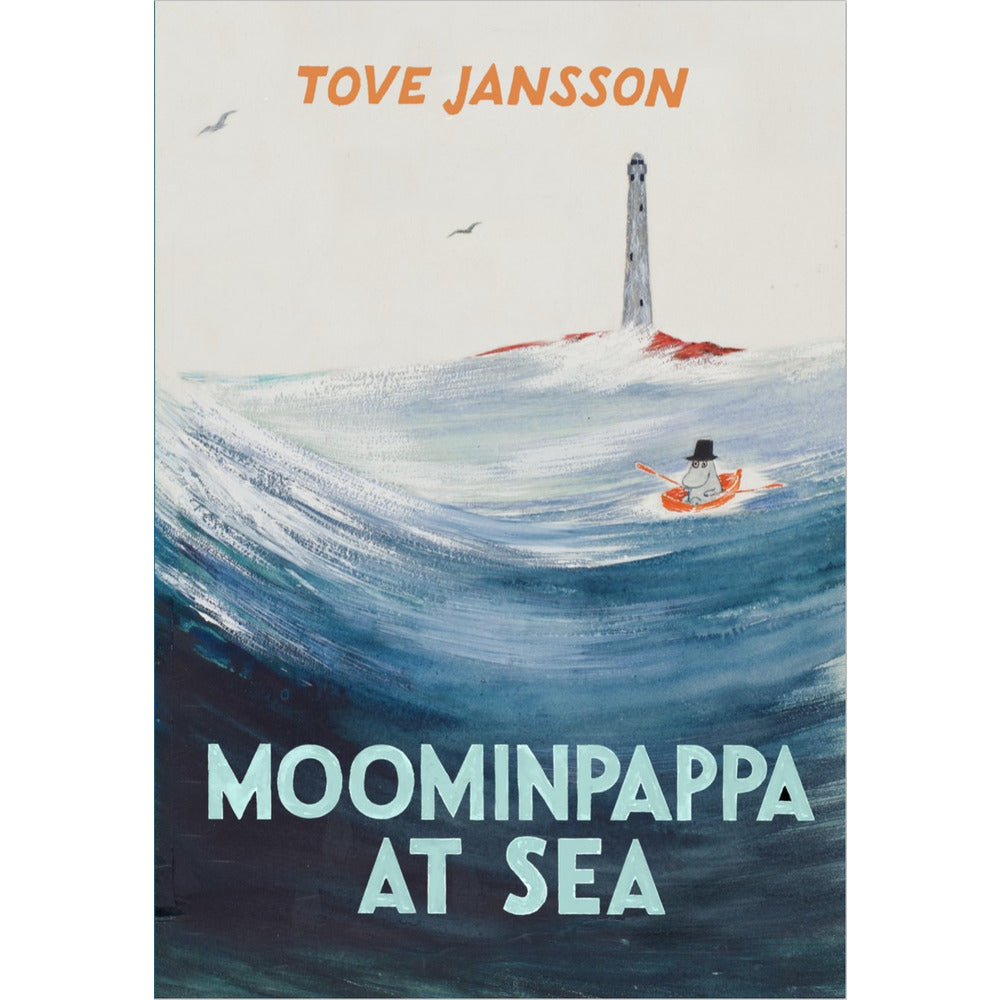 Moominpappa at Sea - .
