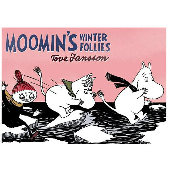 Colour Comic Book Moomin's Winter Follies - .