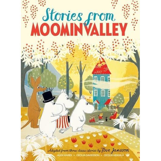 Stories From Moominvalley (paperback)