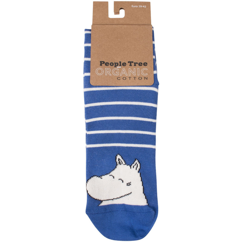 Moomin Stripe Socks Size 35-38 - .