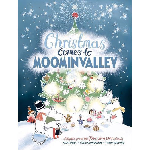Christmas Comes to Moominvalley - .