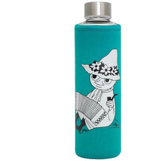 Water Bottle Snufkin Green