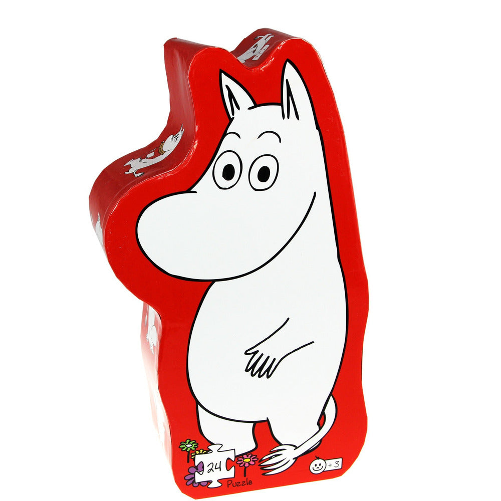 Puzzle Shaped Moomintroll