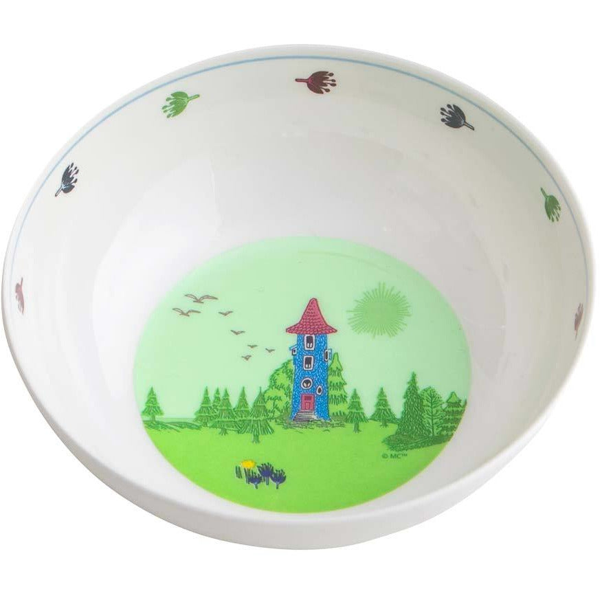 Big Bowl Moomin House