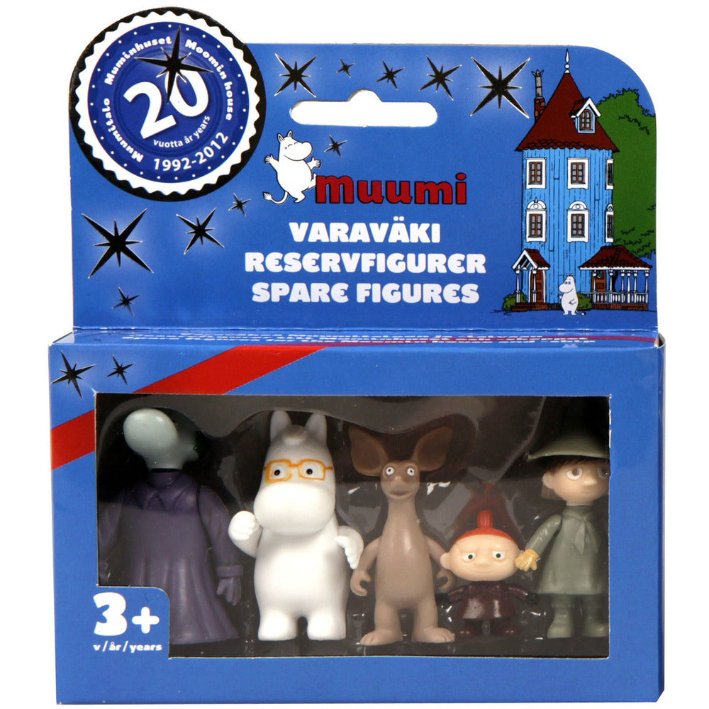 Figurine Set Moomin Friends