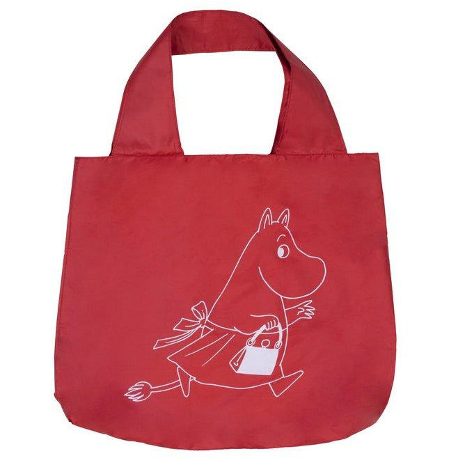 Eco Carry Bag Moominmamma L Red - .