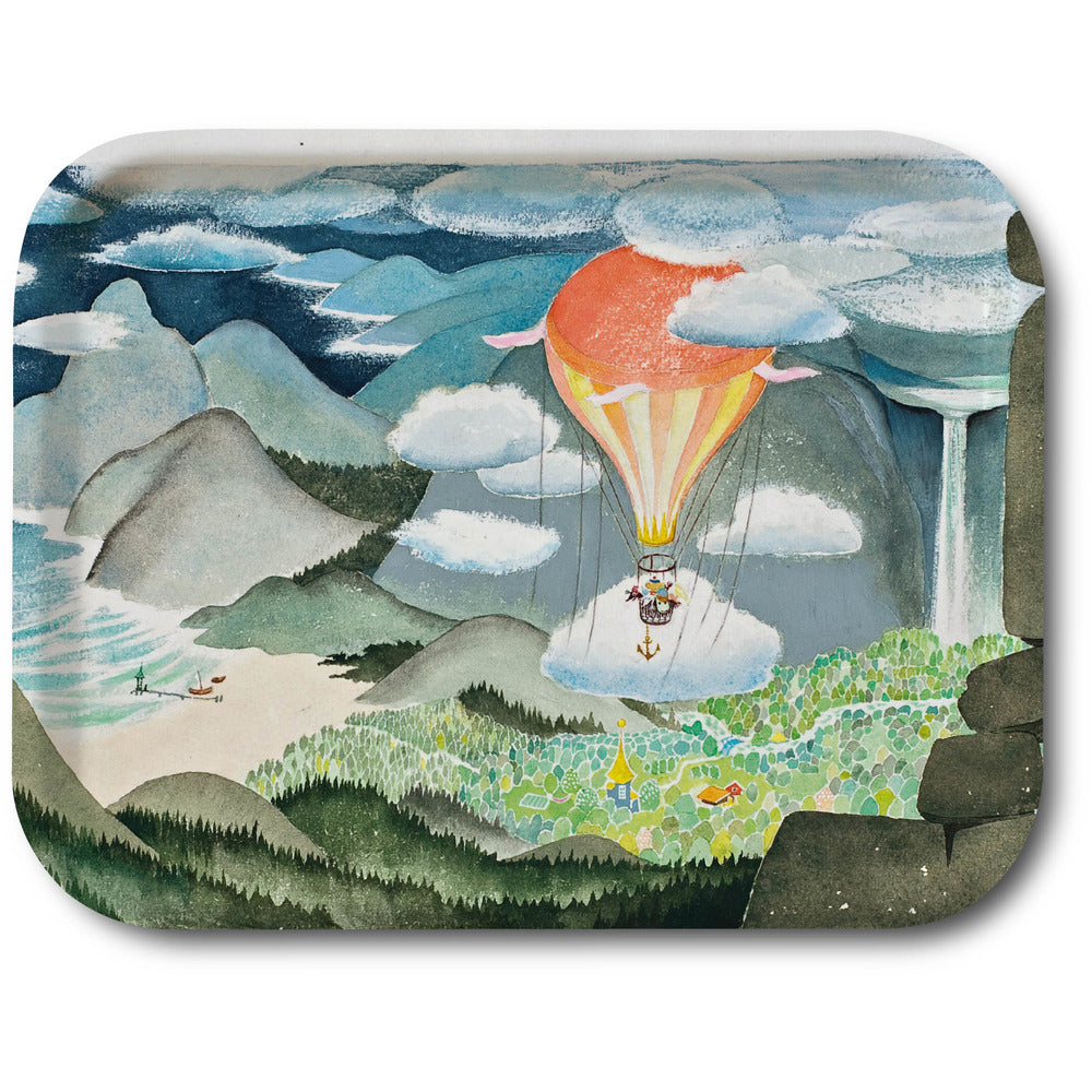 Moomin Tray Moominvalley - .
