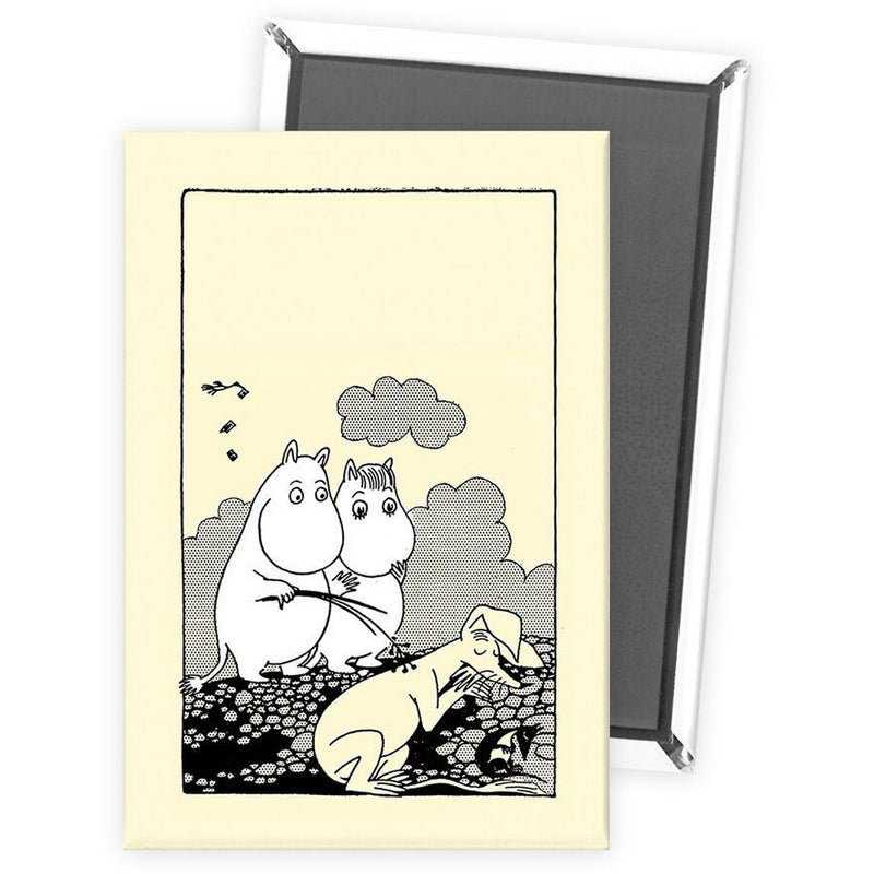 Fridge Magnet Tickles - .