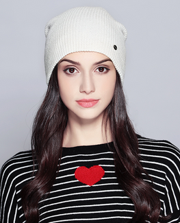 Lattice Wool Knitted Hat