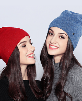 Casual Double Layer Beanie