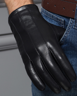 Premium Genuine Leather Men glove
