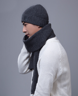 Exclusive Knit Hat and Scarf  Set