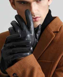 Exclusive Men's Sheepskin Glove
