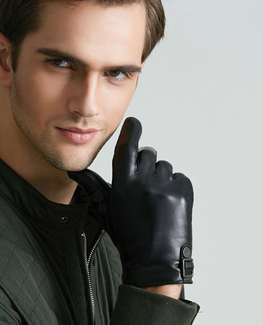 Velvet  Men's Winter Glove