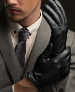 Genuine Leather Glove