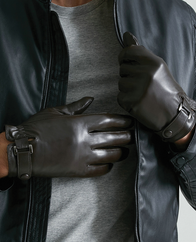 Premium Leather Men Glove