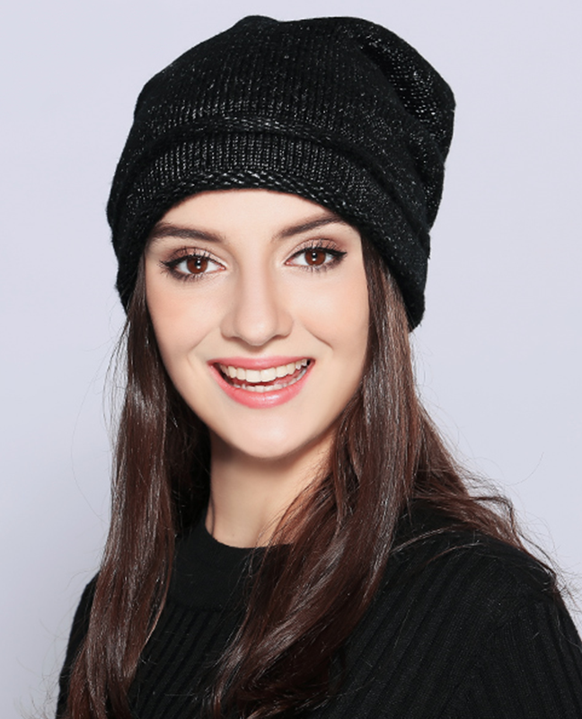 Wool Knitted Skullies Beanie