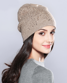 Thick Vogue Winter Hat