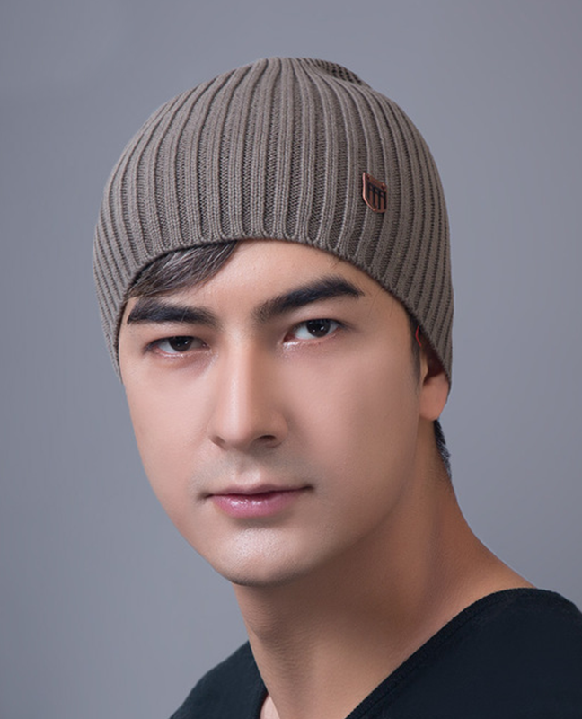 Unisex Soft Knit Beanies