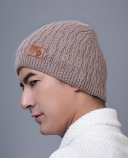 Warm Woolen Winter Hat