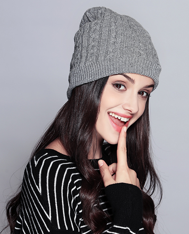 Double Layer Extra Thick Beanie