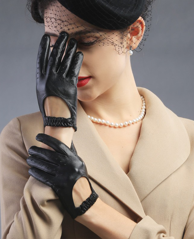 Leather Luxury Gloves