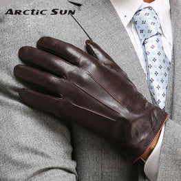 Luxury Sheepskin Leather Glove