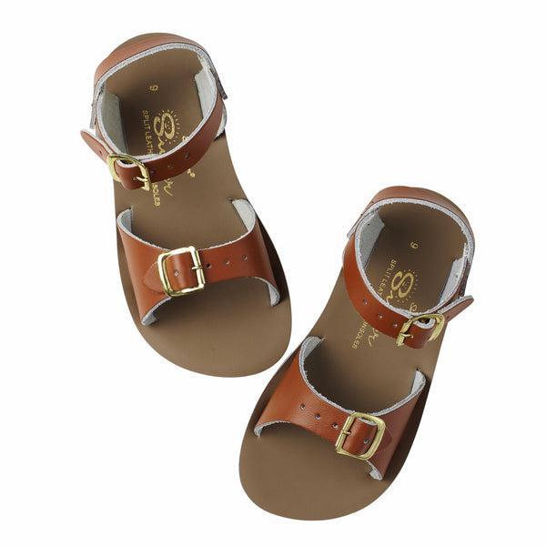 'Surfer' Sandals - Tan