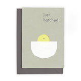 Greeting Card - Just Hatched