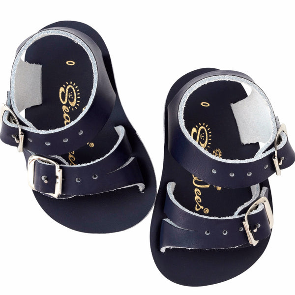 'Seawee' Sandals - Navy