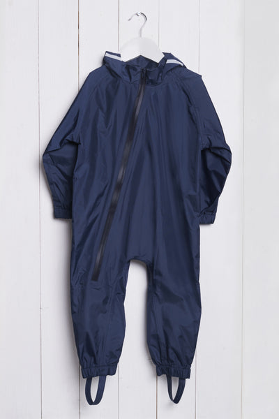 Little Kids Navy Stomper Suit