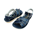 'Swimmer' Sandals - Navy (Sizes Infant 4-7)