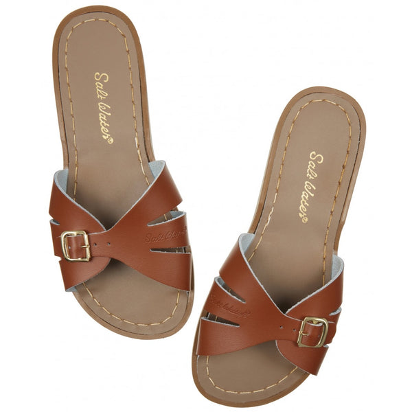 Women's Slide - Tan