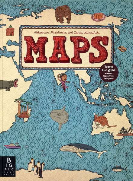Maps - Children's Atlas (Original Edition)