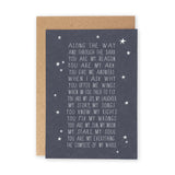 Greeting Card - You Are My Everything