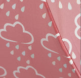 Colour Revealing Umbrella - Coral
