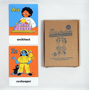 The GALphabet - Flash Cards