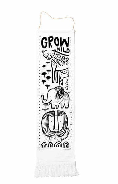Grow Wild Safari Organic Growth Chart