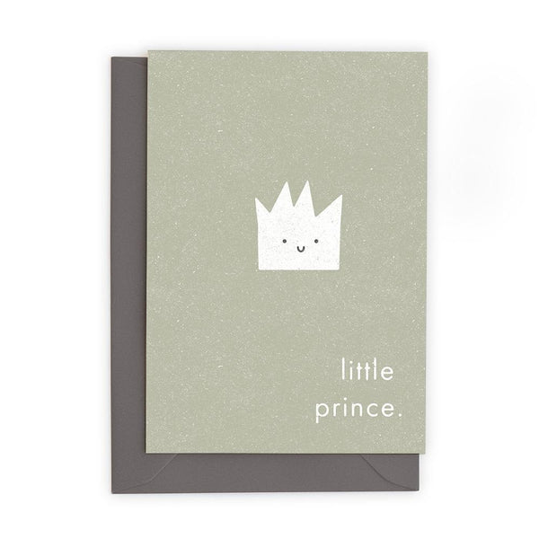 Greetings Card - 'Little Prince'