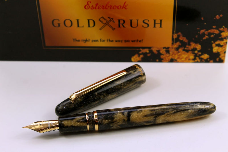 Füller Esterbrook Estie Gold Rush Black Regular