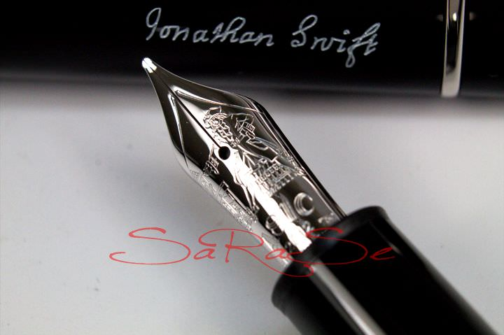 Füllfederhalter Montblanc Jonathan Swift Limited Edition Sealed - Füller Art.-Nr. 107480