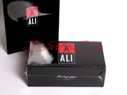 Füllfederhalter Montegrappa Muhammad Ali 925 Sterling-Silber Limited Edition Limited Edition **** / 1942 Art.-Nr. ISICA3SS