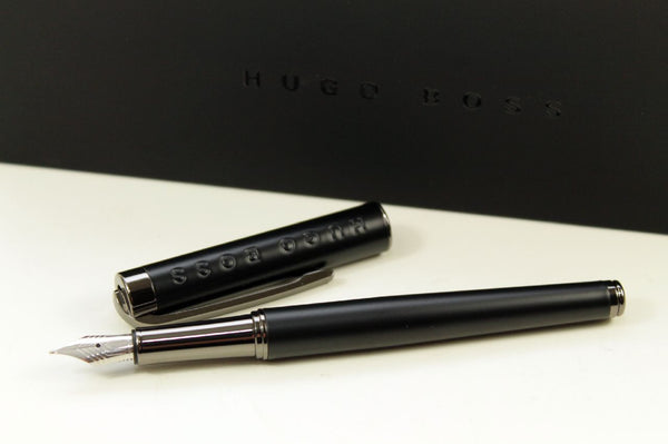 Füller Hugo Boss Inception Black